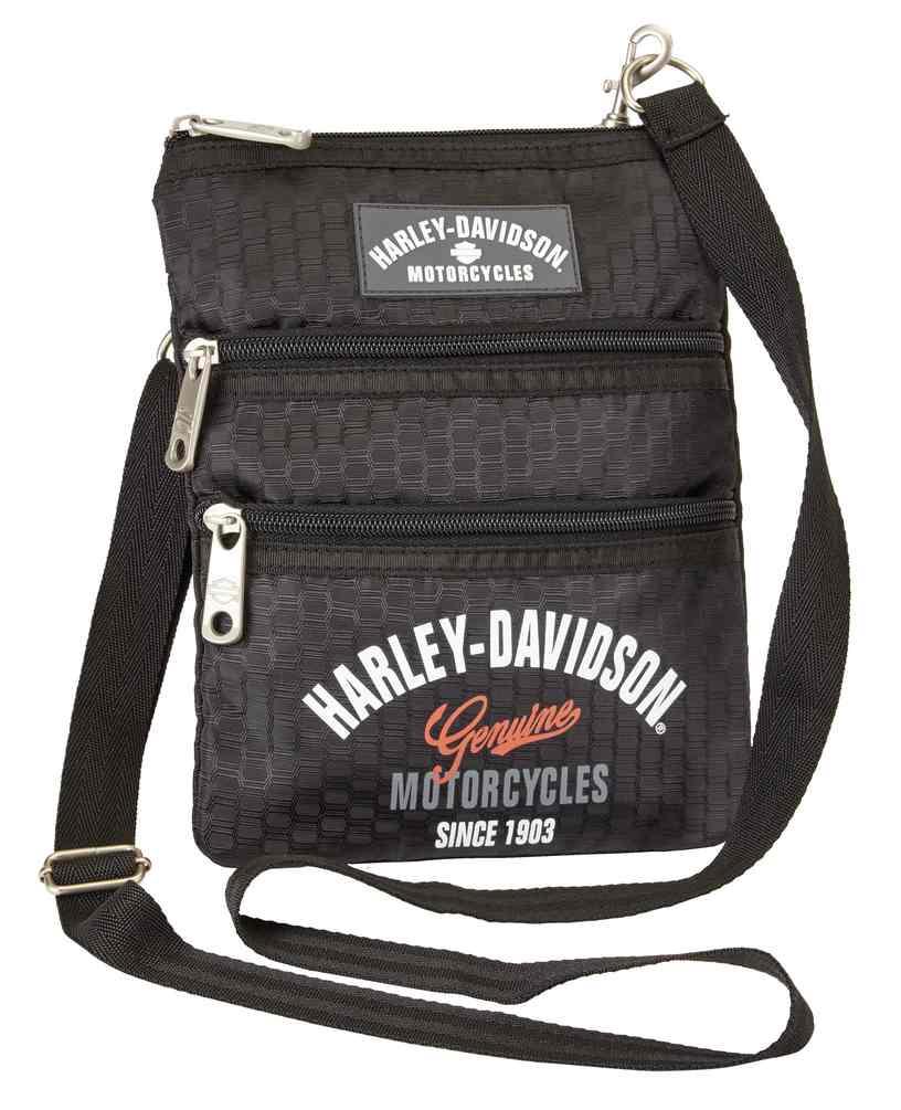 Harley Davidson Womens Tail Of The Dragon Cross Body Crossbody