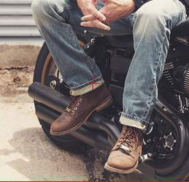 Mens Riding Boots from Wisconsin Harley-Davidson